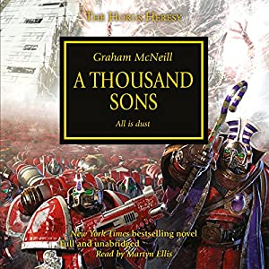 A Thousand Sons: The Horus Heresy, Book 12