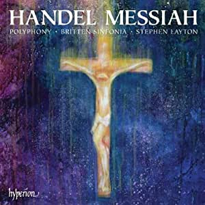 Handel:Messiah Import Edition by Julia Doyle, Allan Clayton, Andrew Foster-Williams, Polyphony (2009) Audio CD