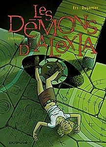 """Afficher """"Les Démons d'Alexia - série en cours n° 3 Yorthopia"""""""