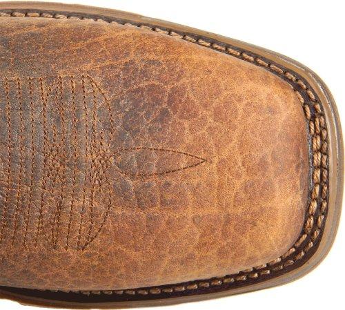 Durango , Chaussures de sécurité pour homme Nicotine/Chocolate