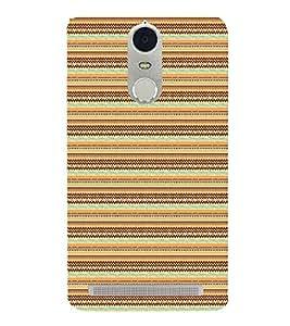 Fuson Designer Back Case Cover for Lenovo K5 Note :: Lenovo Vibe K5 Note Pro ( Ethnic Pattern Patterns Floral Decorative Abstact Love Lovely Beauty )
