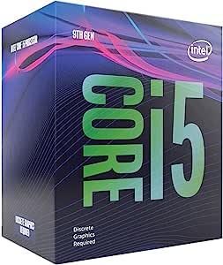 Intel Core I5 9400f 2 9ghz Lga1151 9m Cache Box Cpu Computers Accessories