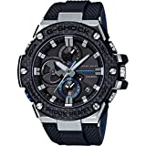 Montre g-schock gst-b100 x a-1aer – Tough Solar, Dual Dial World Time, fonctions de liens avec téléphones intelligents