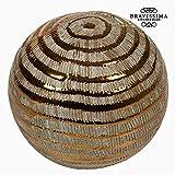 Deko-Kugel Aus keramik Golden - New York Kollektion by Bravissima Kitchen