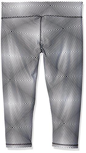 Puma Pantalon de yoga tous les yeux sur moi pour noir - Noir/Blanc