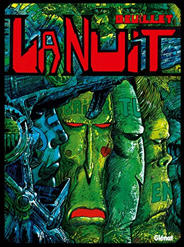 La Nuit - Nouvelle édition par Philippe Druillet