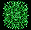 Proxima Direct� 200 LED 23M Green Solar Powered Fairy Light Waterproof -- Garden Outdoor Christmas Lights, Ship by 1st class delivery