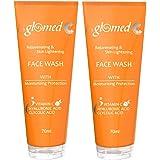 Glomed C Face Wash Pack Of 2