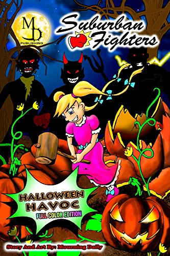 alloween Havoc - Full Color Edition (English Edition) ()