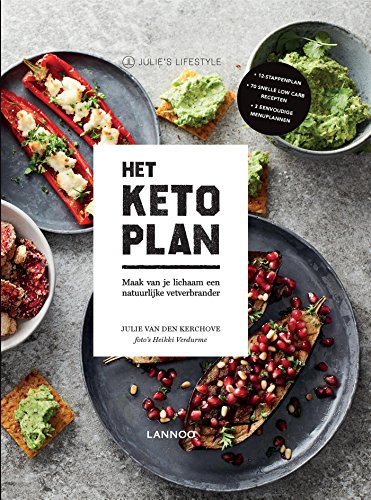 Het Keto-plan (Dutch Edition) por Julie Van den Kerchove