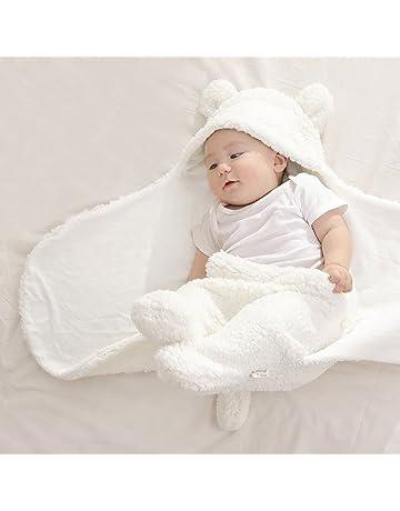 My NewBorn 3 in 1 Baby Blanket (White)