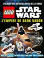 Lego Star Wars, l'album des autocollants de la force - tome 5 - Lego Star Wars, l'album des autocollants de la force n°5 L'Empire de Dark Vador