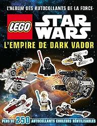 Lego Star Wars, l'album des autocollants de la force - tome 5 - Lego Star Wars, l'album des autocollants de la force n°5 L'Empire de Dark Vador