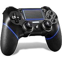 MAXKU Manette pour PS4, Gamepad à écran Tactile avec Double Vibration et contrôleur Audio, Poignée antidérapante et…