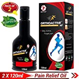 #7: Dr Trust Orthoactive Pain Relief Oil - 120 ml (Pack of 2)