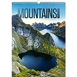 Mountains 2017: Wandkalender