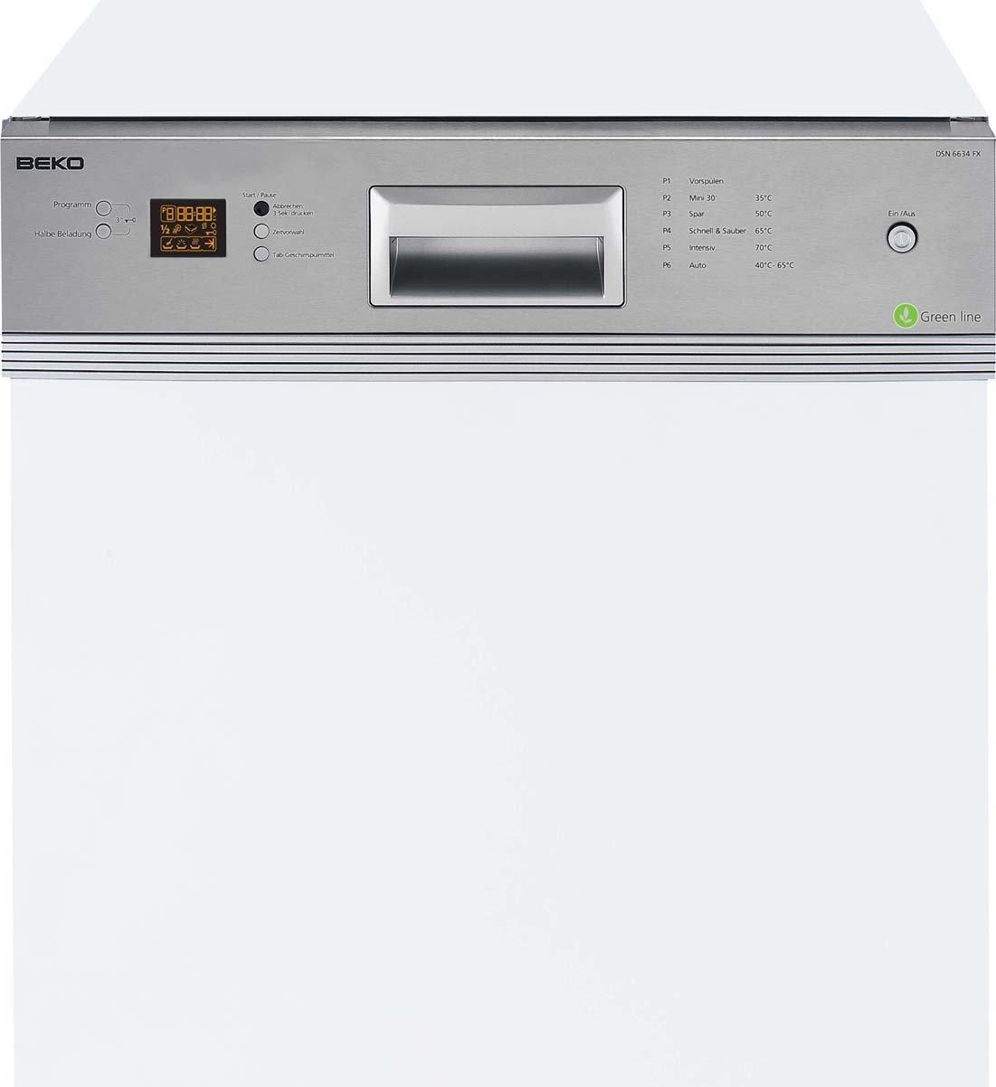 Beko DSN 6634 FX