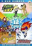 Animated Action Bundle: Johnny Test & Nanoboy [DVD] [2012] [Region 1] [US Import] [NTSC]