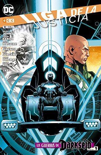 Liga de la Justicia TPB 9 (Liga de la Justicia (Nuevo Universo DC) - Rústica cuatrimestral)