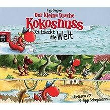 Der kleine Drache Kokosnuss entdeckt die Welt: Drei spannende Abenteuer in einer Box: Der kleine Drache Kokosnuss und die Reise zum Nordpol - Der ... auf dem Nil (Hörspiel Sonderausgaben, Band 3)