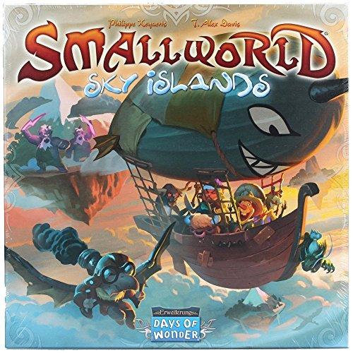 Days of Wonder Small World - Sky Islands