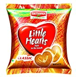 #8: Britannia Biscuits - Little Hearts, 39g Pack