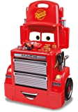 Disney Cars 360208 Lightning Mack Transporter | Comes with Buildable Lightening McQueen car and Range of Garage Tools…