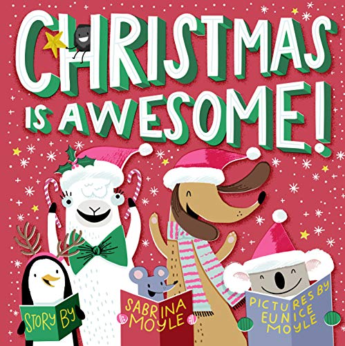 Christmas Is Awesome! (A Hello!Lucky Book) di Hello!Lucky,