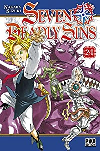 Seven Deadly Sins Edition simple Tome 24