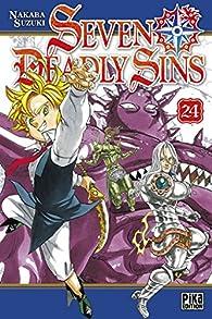 Seven Deadly Sins, tome 24 par Nakaba Suzuki