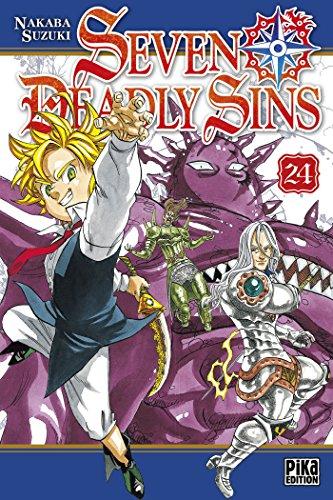 Seven Deadly Sins T24 par Nakaba Suzuki