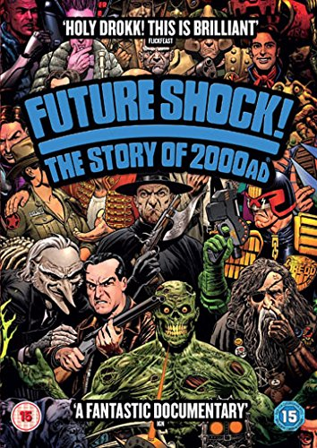 Bild von Future Shock! The Story of 2000AD ( ) [ UK Import ]