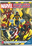 Marvel Super Hero Mask Book