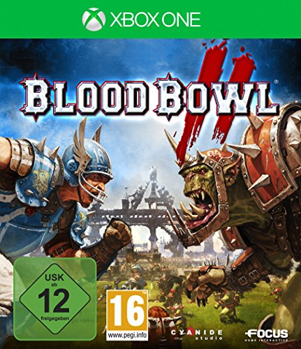 FOCUS HOME INTERACTIVE XB1 Blood Bowl 2