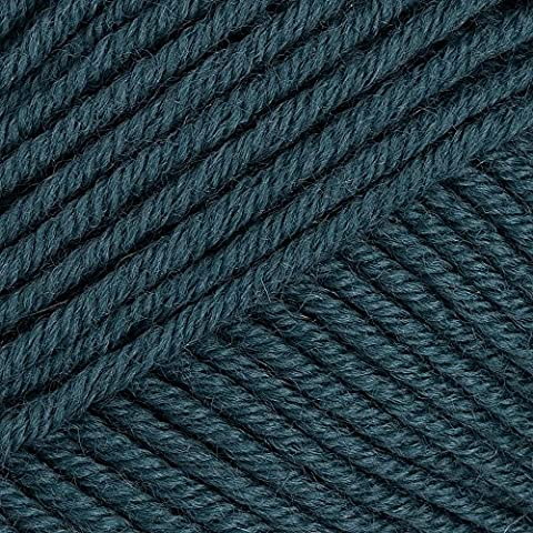 Lana de Cachemira Bebé Debbie Bliss - 203 Verde Azulado