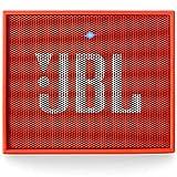 JBL Go Ultra Wireless Bluetooth Lautsprecher  orange