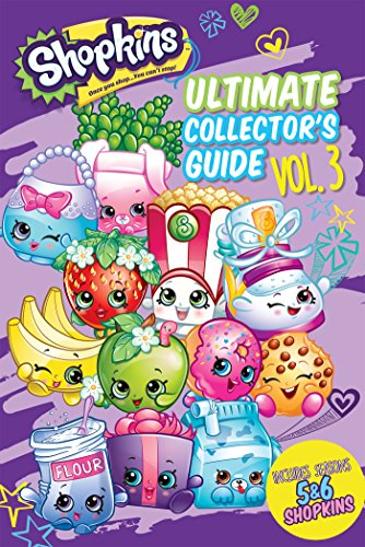 Ultimate Collector's Guide: Volume 3 (Shopkins) (English Edition)