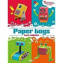 Paper toys : Les robots