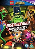 LEGO DC Justice League: Gotham City Breakout with Free Superhero Sticker Sheet [Includes Digital Download] [DVD] [2016]