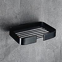 Comparador de precios Allinme Toallero Antiguo Negro Paquete De Jabón Neta Baño Baño Accesorios De Hardware Conjunto Baño Europeo Estante - precios baratos