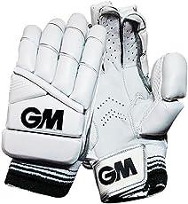 GM 909 Cricket Batting Gloves Mens Right (Color May Vary)
