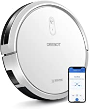 ECOVACS DEEBOT N79T Smart Robotic Vacuum Cleaner Max Model for All Floor Types with Wi-Fi Connectivity Work with Alexa