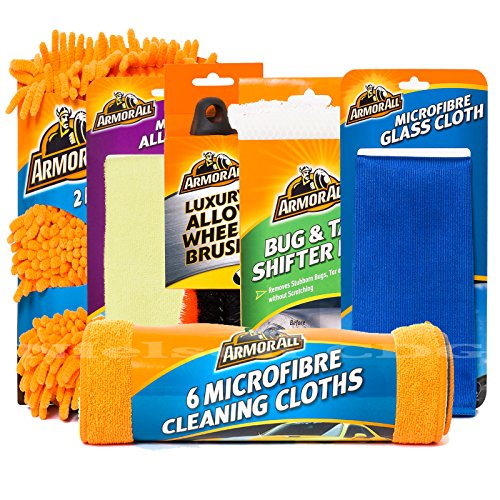 armorall-wash-mitt-all-purpose-cloth-wheel-brush-bug-tar-shifter-glass-cloth-6pk-microfibre-cloths-p