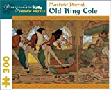Maxfield Parrish - Old King Cole: 300 Piece Puzzle