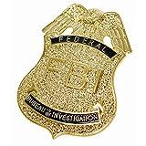 Special Polizei Abzeichen USA Polizisten Dienstmarke US Police Batch FBI Marke Karneval Kostüme Accessoires Polizeiabzeichen Schmuck Polizeimarke Anstecker