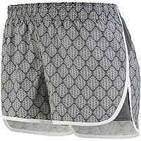 Augusta -  Pantaloncini sportivi  - Donna Multicolore Graphite Plexus Print/White XS