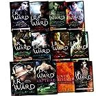 J. R. Ward Black Dagger Brotherhood 12 Books Collection Pack Set RRP: £121.71