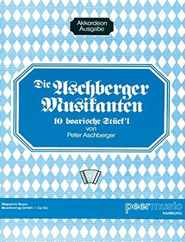 Die aschberger Musikanten, Für Akkordeon