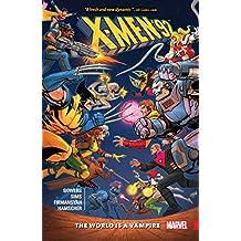 X-Men '92 Vol. 1: The World Is A Vampire (X-Men '92 (2016))