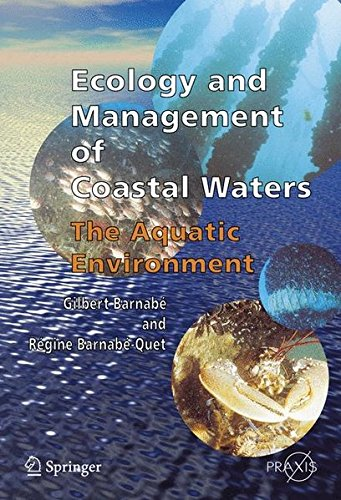 Ecology and Management of Coastal Waters. : The Aquatic Environment